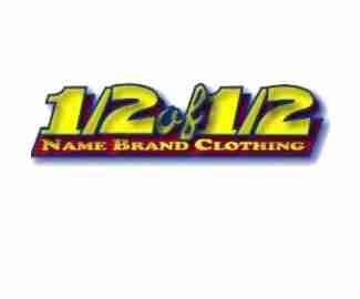 Half of Half Name Brand Clothing