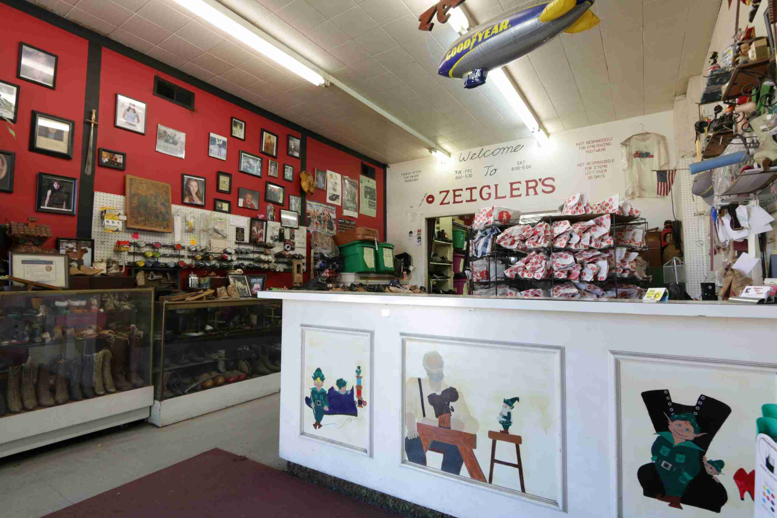 ​​​​​​​​​Zeigler's Shoe Repair
