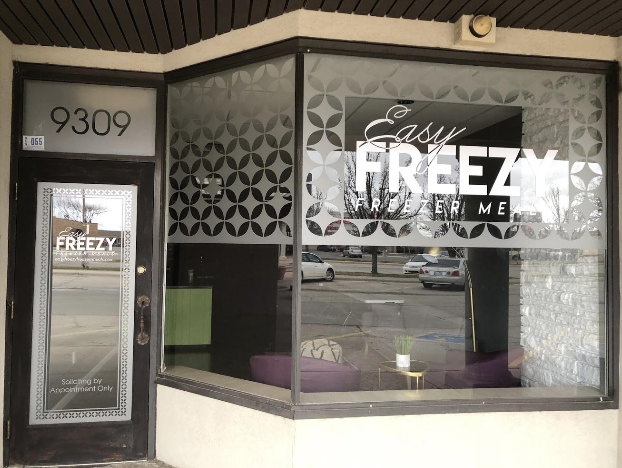 Easy Freezy Freezer Meals